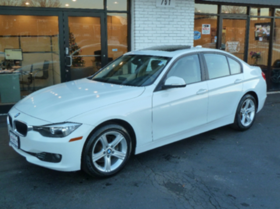2013 BMW 3-Series 328i xDrive AWD