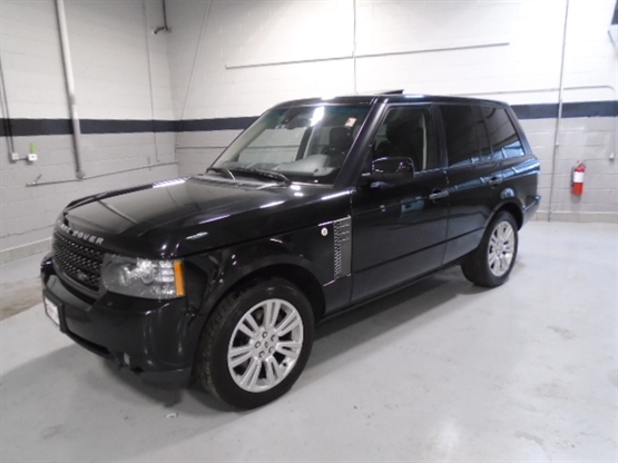 2011 LAND-ROVER Range Rover HSE Luxury 4x4
