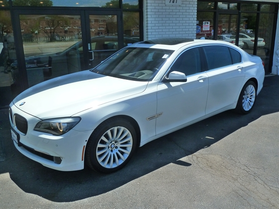 2010 BMW 7-Series 750Li xDrive AWD