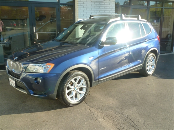 2011 BMW X3 35i xDrive AWD