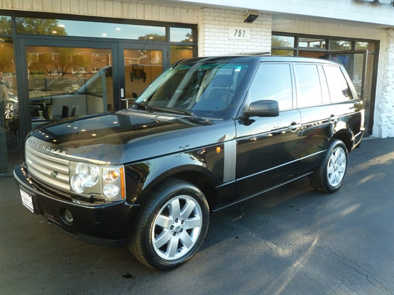 2005 LAND-ROVER Range Rover Westminster 4x4