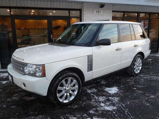 2008 LAND-ROVER Range Rover Supercharged 4x4