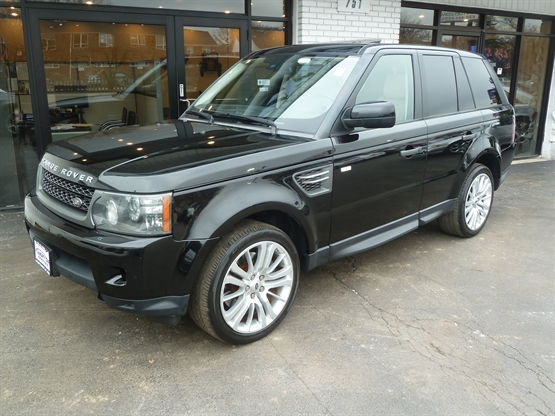 2011 LAND-ROVER Range Rover Sport HSE LUX AWD