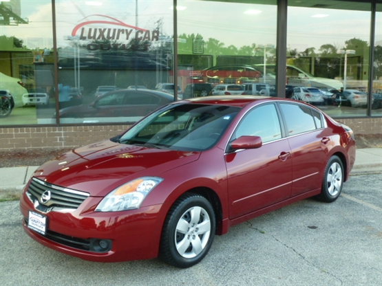 2008 NISSAN Altima S FWD
