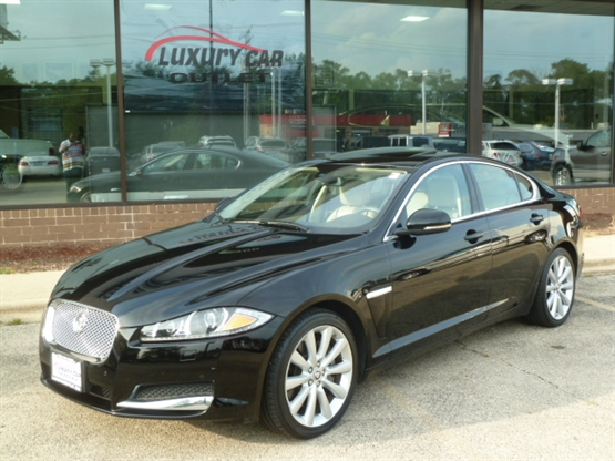 2013 JAGUAR XF Premium Luxury AWD