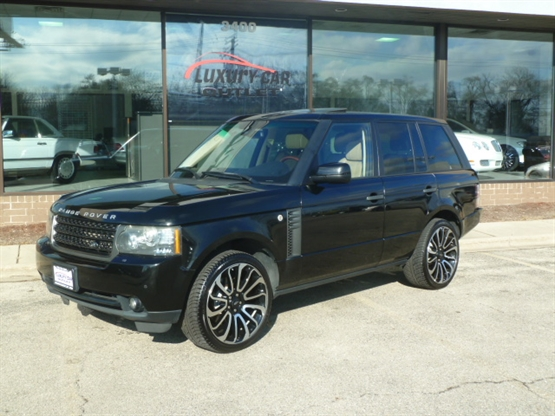 2011 LAND-ROVER Range Rover HSE Luxury AWD