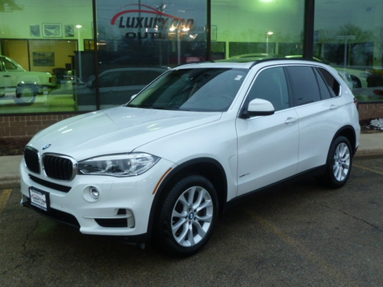2016 BMW X5 35i xDrive AWD