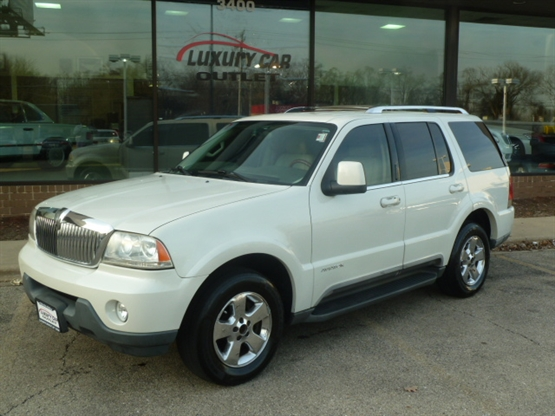 2004 LINCOLN Aviator AWD Luxury AWD