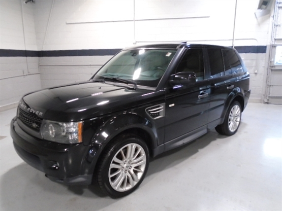 2011 LAND-ROVER Range Rover Sport HSE LUX 4x4
