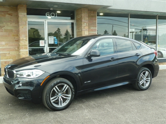 2015 BMW X6 xDrive 35i AWD