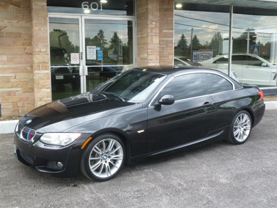 2011 BMW 3-Series 335i AWD