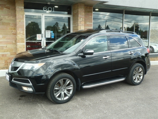 2010 ACURA MDX Advance Package AWD