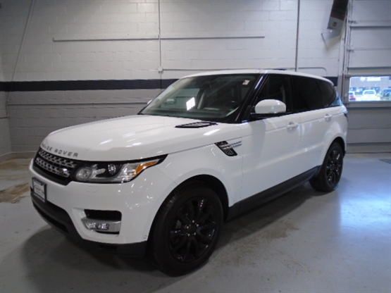 2014 LAND-ROVER Range Rover Sport HSE 4x4